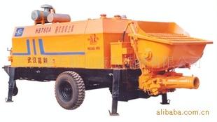 [厂家直销]混凝土输送泵,闸板阀中压泵车不挑料适合野外作业
