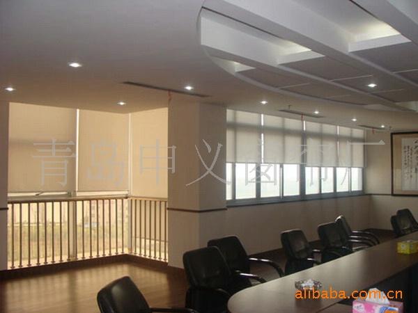 办公窗帘 青岛办公窗帘 供应青岛办公窗帘畅销款 阿里巴巴图片