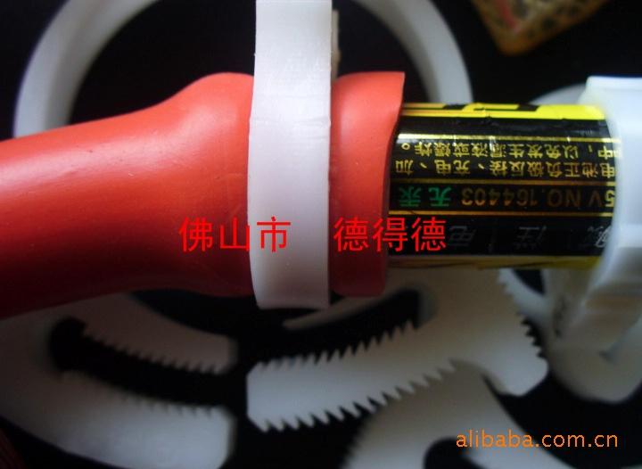 1供应灯柱塑料夹 灯饰密封夹 电线管套夹 电缆护套夹