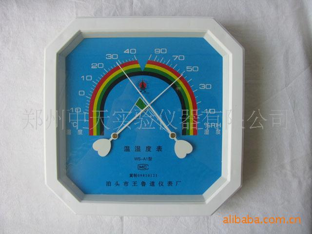 温湿度表 方形不带表 湿度计