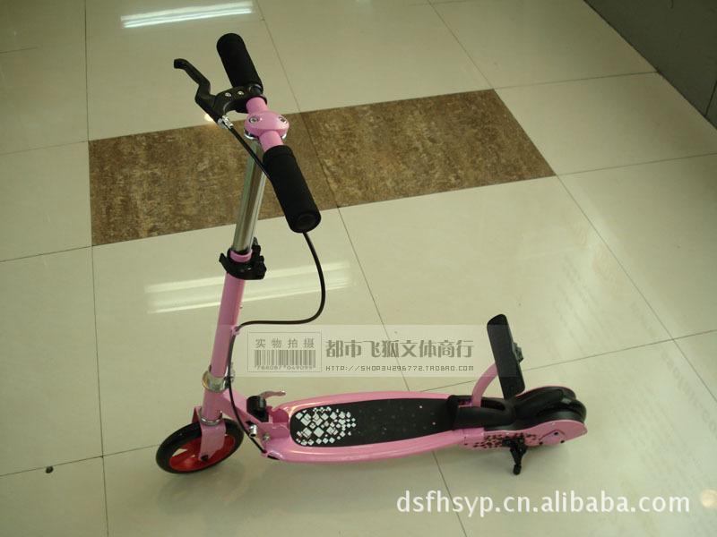 正品酷步车单踏两轮滑板车 踏浪酷跑 踏踏车