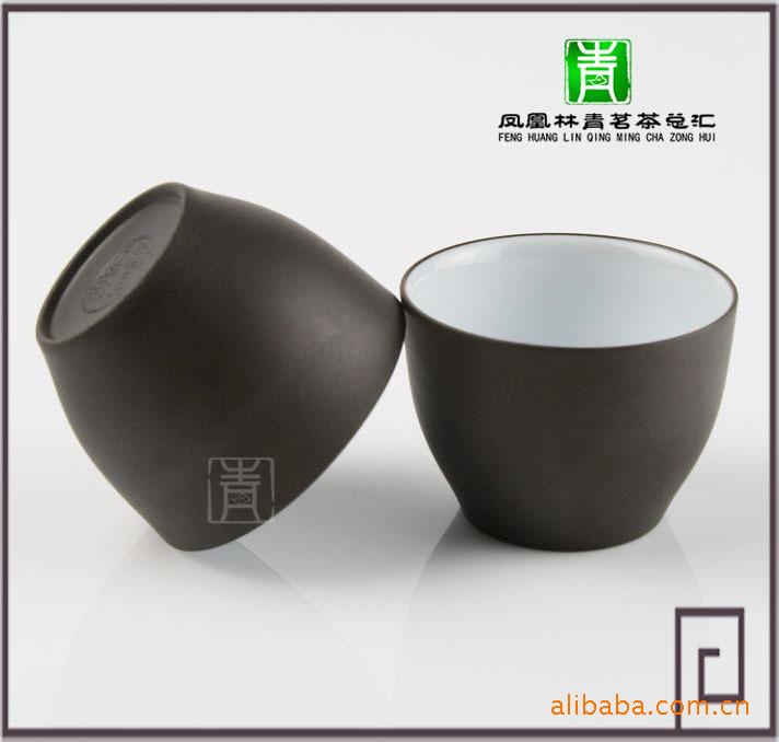 铁观音 普洱茶 单枞茶茶杯 潮州陶瓷茶具 茶杯
