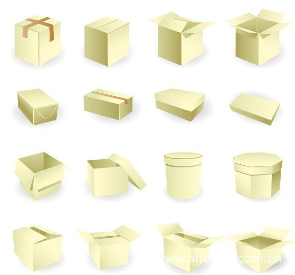 不同波纹形状的瓦楞,粘结成的瓦楞纸板的功能也有所不同.即使使用