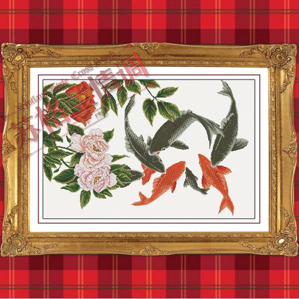 盟中国第一品牌cmc十字绣旗下品牌苏格兰十字绣 -价格,厂家,图
