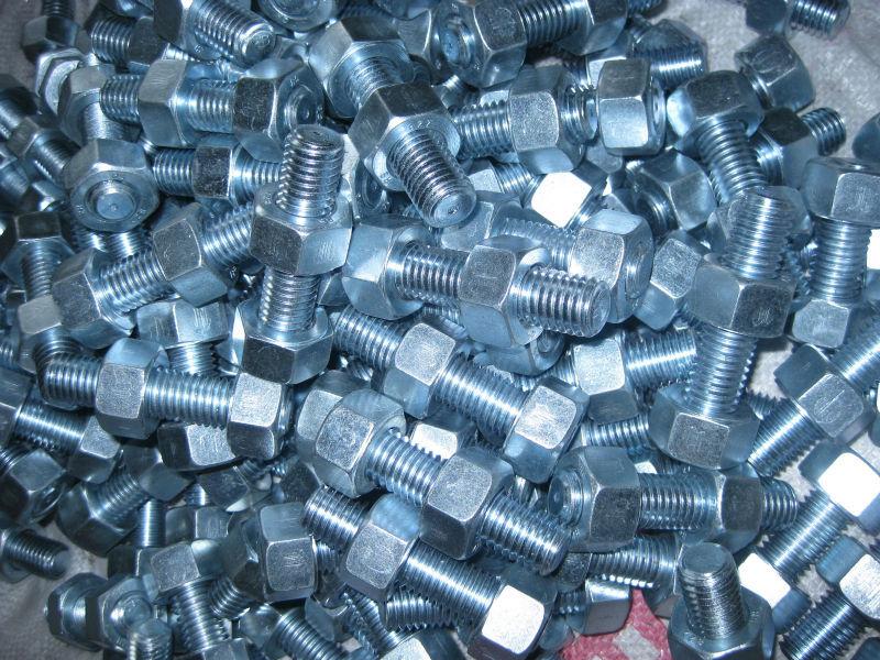 供应HGJ75-91化工机械部标准(螺栓 螺柱 螺母)