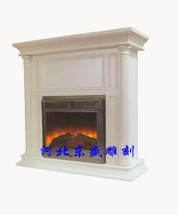 欧式壁炉.田园壁炉.取暖壁炉.豪华壁炉. -石膏 石料工艺品 中国黄页