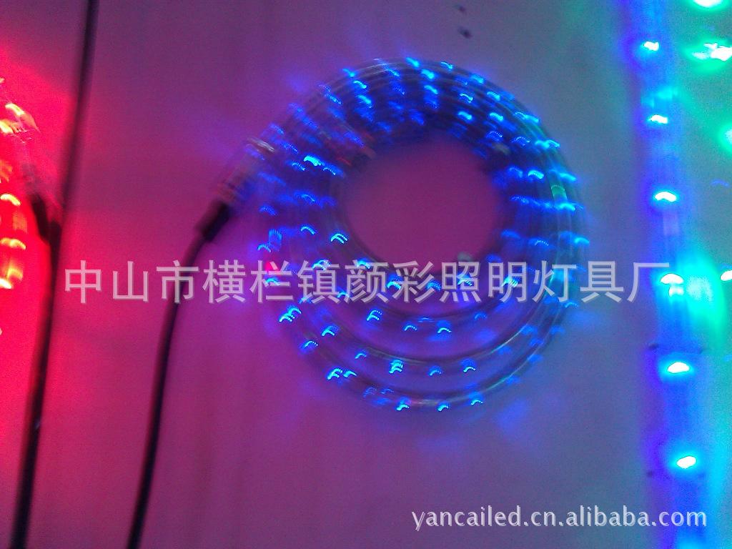 颜彩火热畅销供应LED彩虹管 特殊尺寸规格可加工量大从优