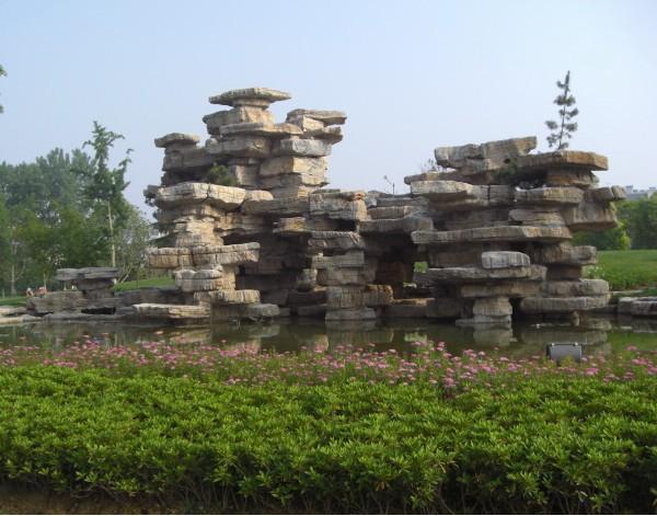 假山 千层石 驳岸石 假山石 景观 -板岩 中国黄页