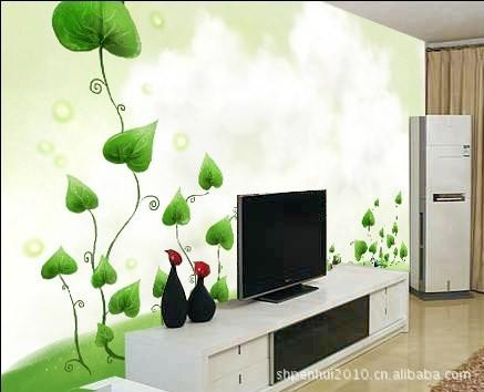 画 艺术墙画 抽象墙画