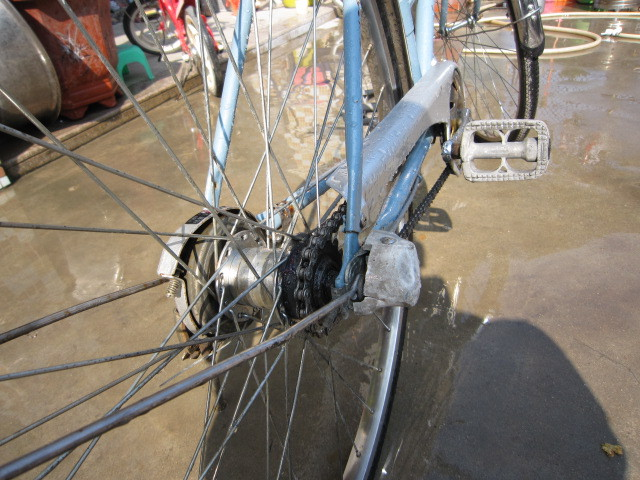 日本自行车配件 松下内三速自行车 -价格,厂家,图片,自行车,张锐图片