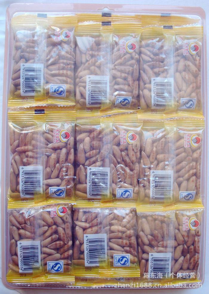 货类 手剥进口松子 豪华包装特级巴西松子 营养美味 干果炒图片