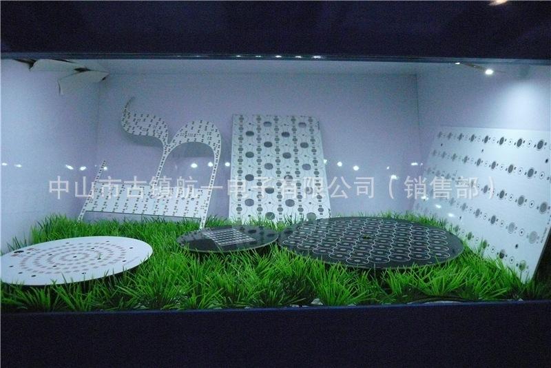 铝基板厂家供应日光灯 柜台灯LED铝基板 铝基线路板