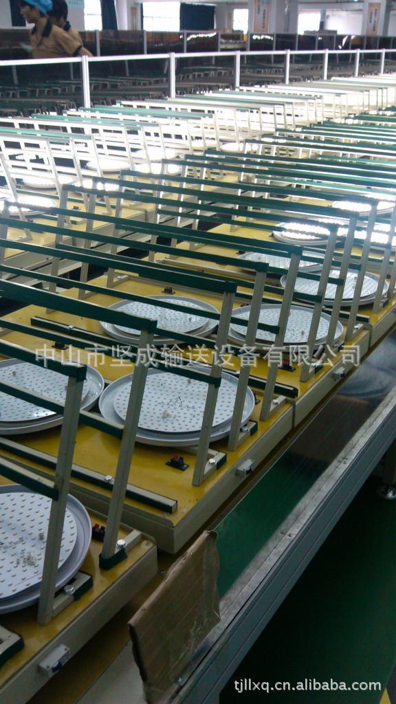广东中山LED吸顶灯老化线 环型吸顶灯老化线