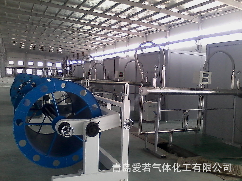 供应液氮冷冻,编织胶管液氮冷冻系统。