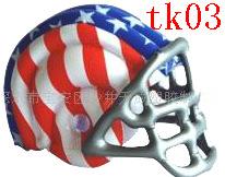 生产各种PVC充气头盔、拳击手套