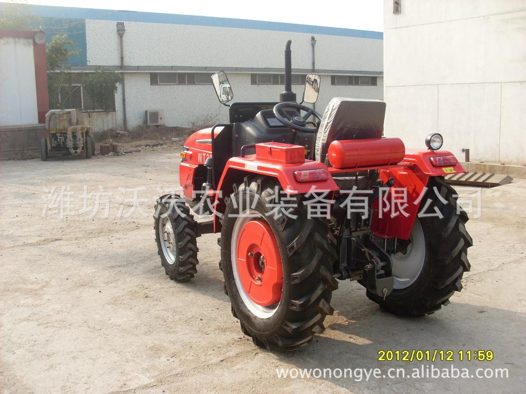 2012新款高品质多缸四轮拖拉机隆重上世