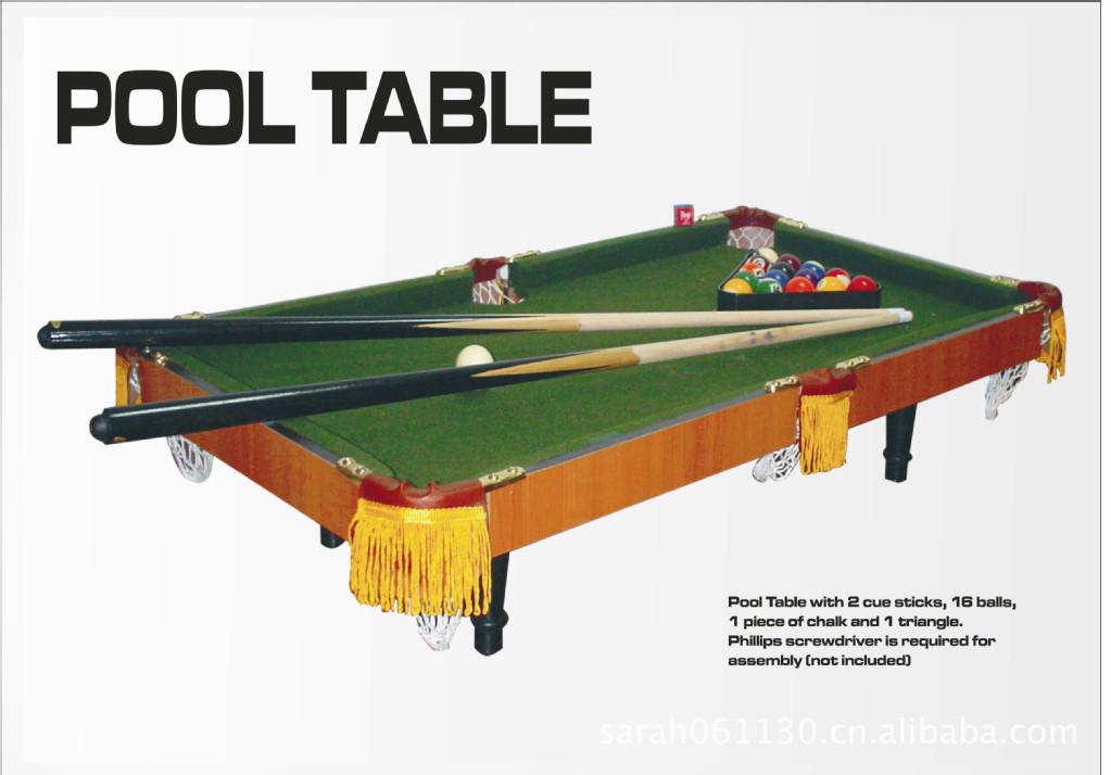 供应儿童桌上台球桌,儿童撞球台(图)