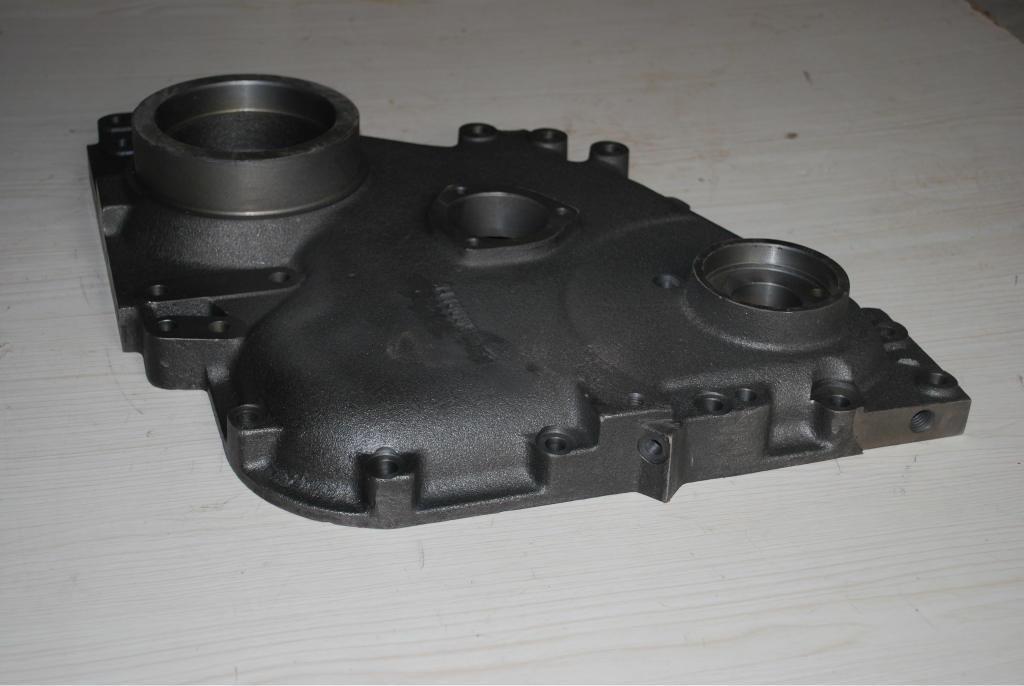 3418659柴油机配件重庆康明斯正时齿轮室盖