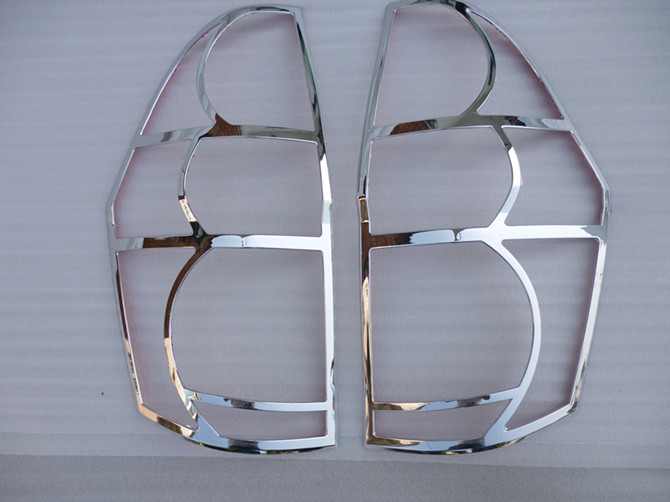 五菱宏光尾灯罩 尾灯框 ABS电镀 -价格,厂家,图片,轮眉 灯框 门高清图片