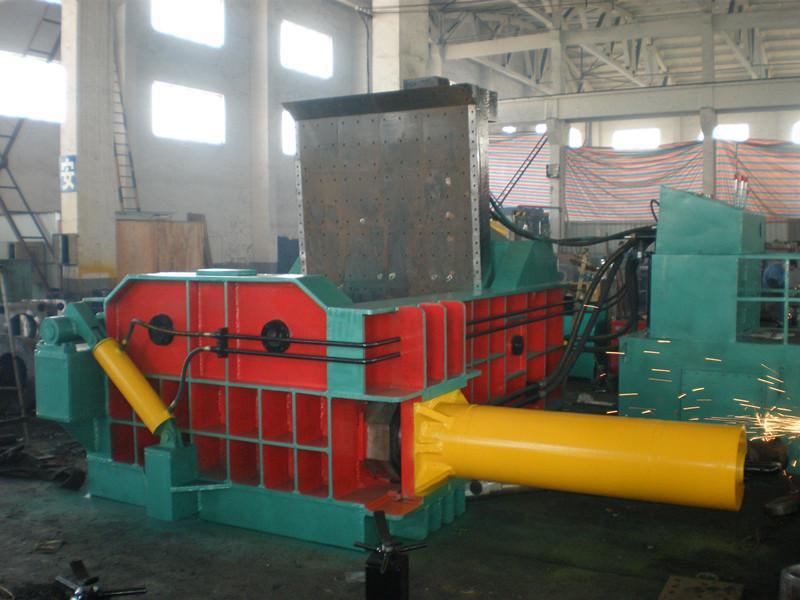 供液压打包机/废铁打包机/废铁压块机/金属压块机/废钢废铁