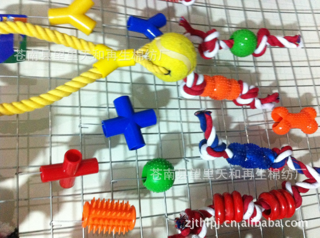 供应各种颜色棉纱,棉线,棉绳宠物玩具15058380081