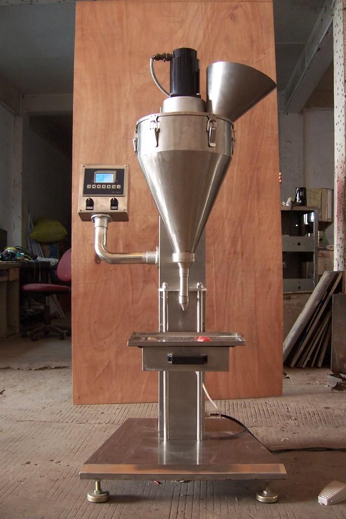 半自动粉剂灌装机(微型)