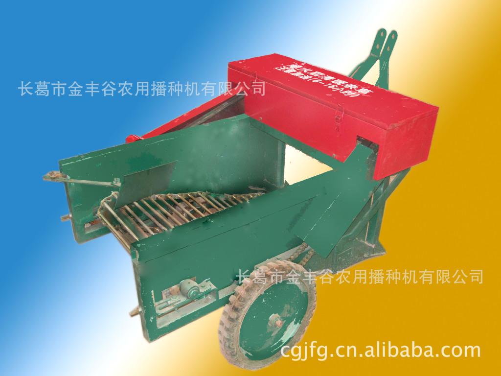 供应全新高质量红薯收获机 割秧机 专利产品
