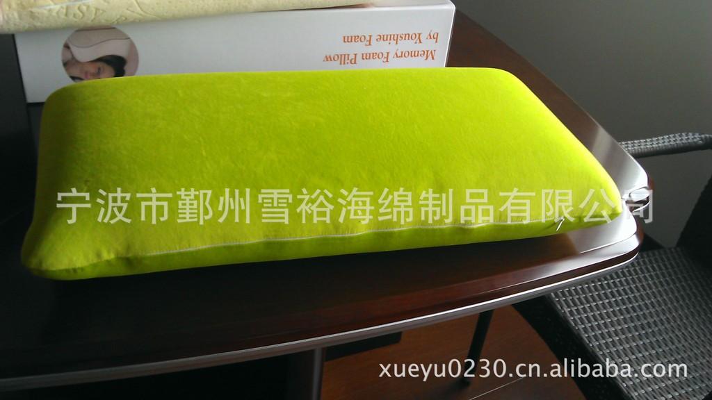 厂家批发海棉生产慢回弹海绵 记忆海绵靠垫