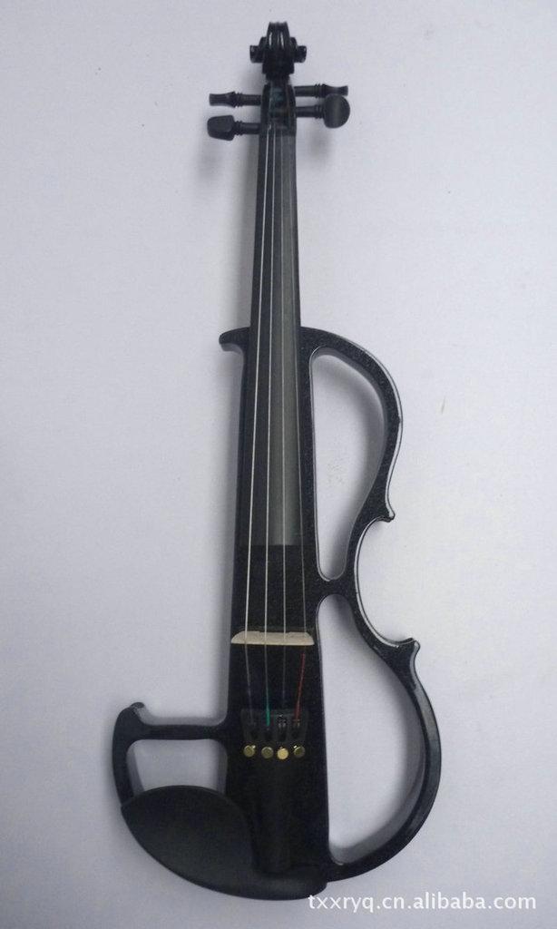 弦类乐器 彩色电子小提琴 实木小提琴物美价廉 拉弦类乐器尽在阿里