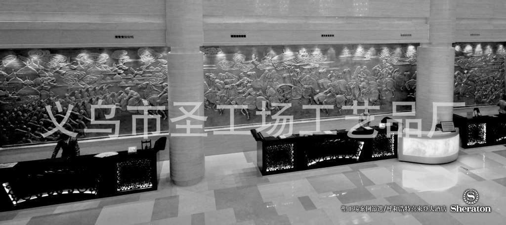 装饰画抽象现代简约欧式高档工艺品酒店家居配饰厂家定制 -价格,