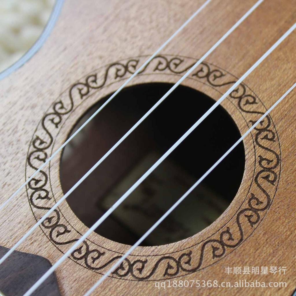 1寸 无型号 尤克里里 ukulele 乌克丽丽 弹拨类