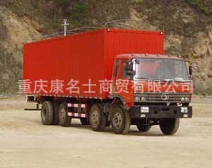 十通STQ5240PXY蓬式运输车B210东风康明斯发动机
