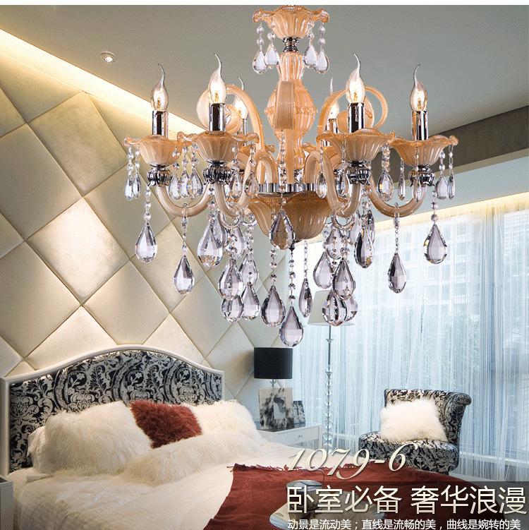 水晶吊灯 酒店水晶吊灯