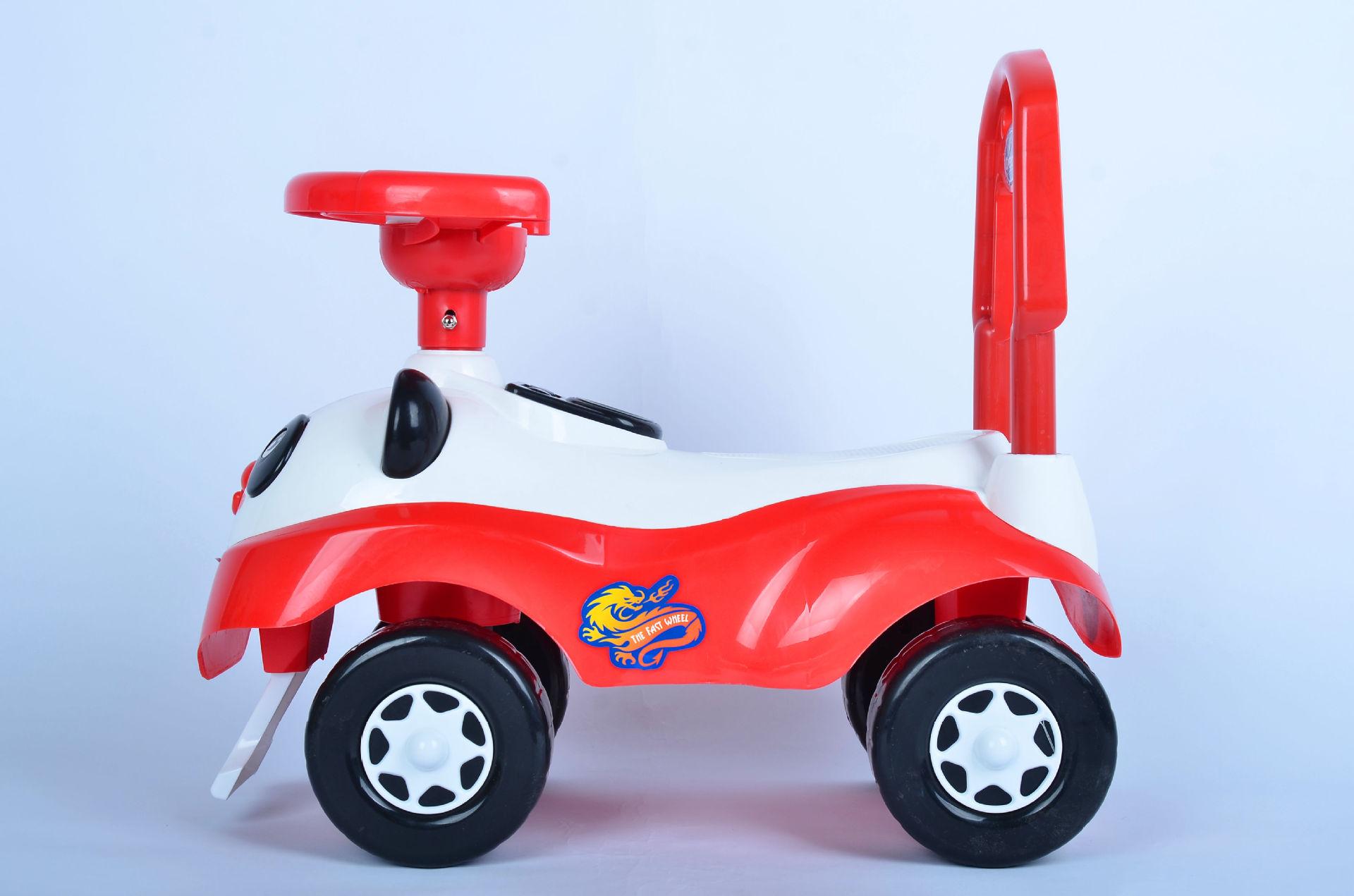 2012新款 熊猫四轮车 儿童车 婴儿车 儿童四轮车 宝宝四