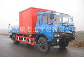四机SJX5141TGL锅炉车B180东风康明斯发动机