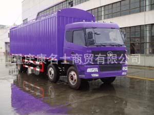 十通STQ5206PXY1蓬式运输车B210东风康明斯发动机
