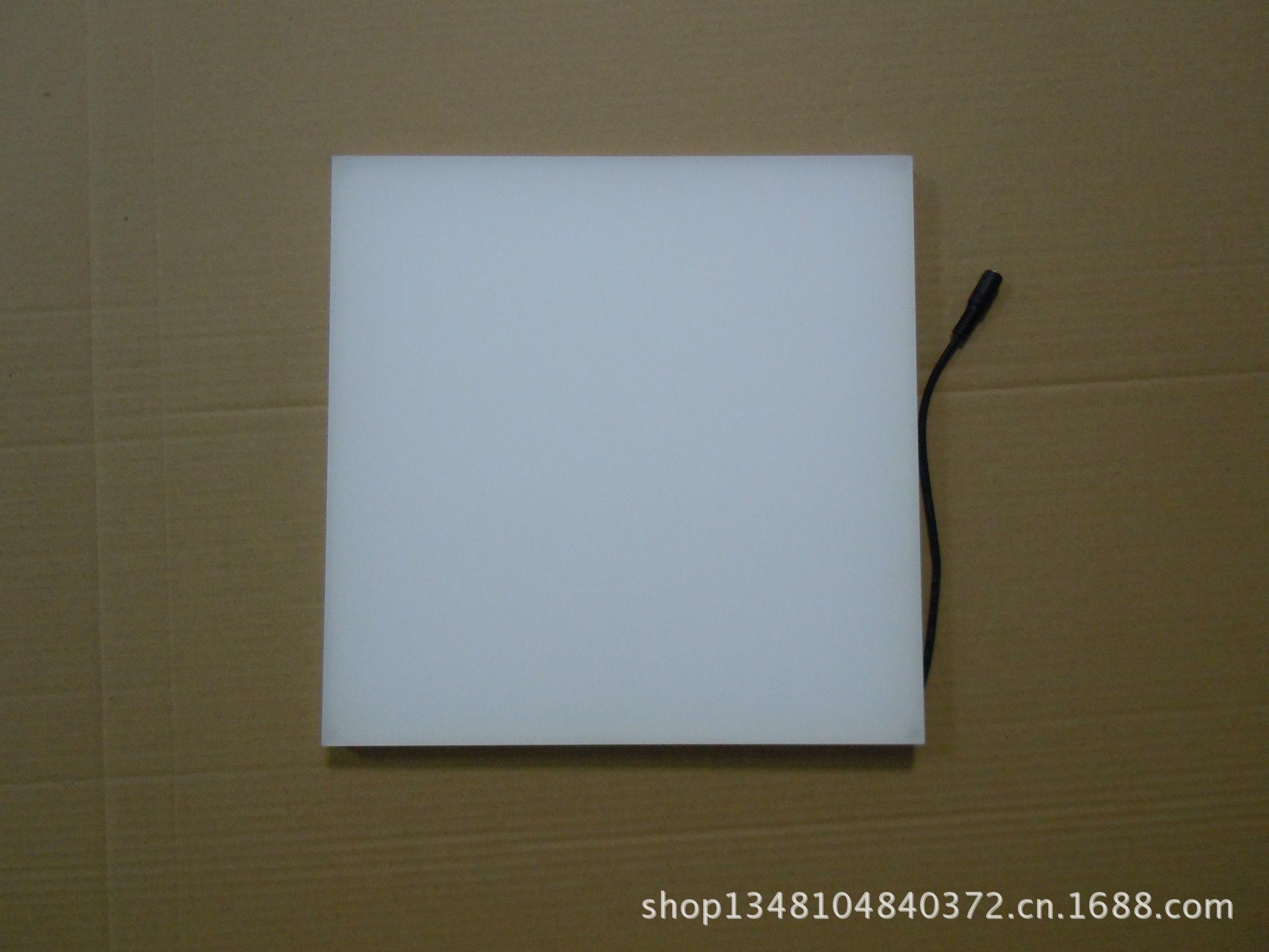 無邊框面板燈 無縫隙對接 拼接