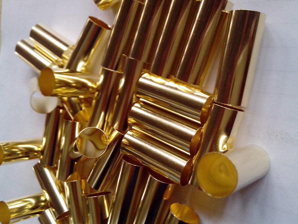 长期加工各类高品质黄铜异型套管