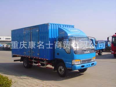 江淮HFC5081XXYK3F厢式运输车CY4102东风朝阳发动机