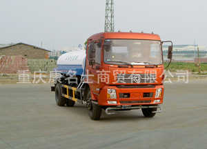 东实DFT5160GPS绿化喷洒车ISDe210东风康明斯发动机