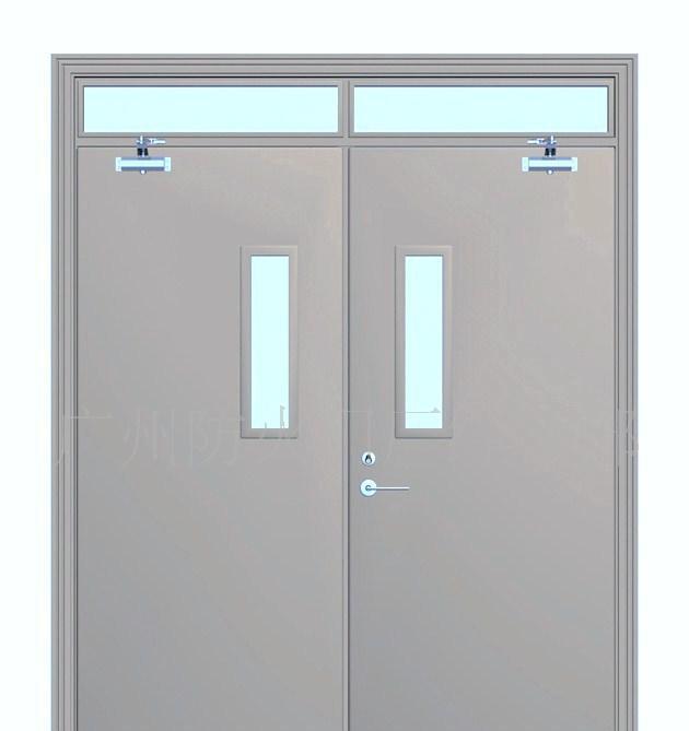 泉州五福厂家直销高品质木质消防门  钢质消防门
