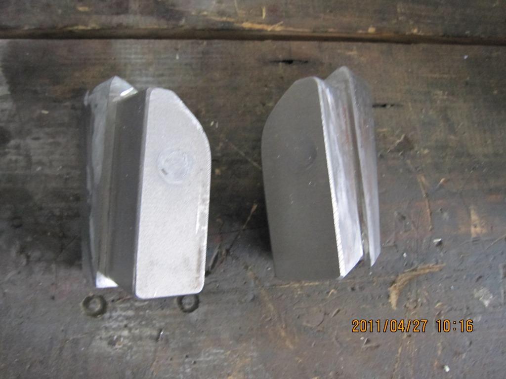 曲面反射器电铸模芯 汽车尾灯曲面回复反射器模具 保证合格图片,曲