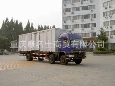 东风EQ5252XXYWB3G1厢式运输车B190东风康明斯发动机