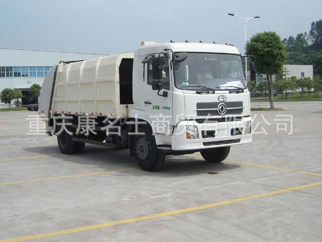 广和GR5163ZYS压缩式垃圾车ISDe210东风康明斯发动机