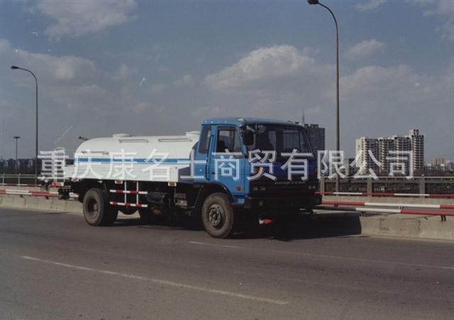 沈环SHG5110GSS洒水车EQB160东风康明斯发动机
