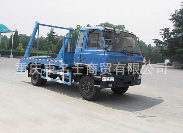 江环GXQ5110ZBS摆臂式垃圾车B170东风康明斯发动机