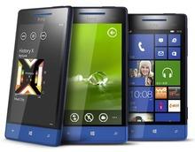 HTC 8s A620e ˫��WP8/3G�����ֻ�