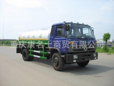 楚胜CSC5161GSSE洒水车EQB160东风康明斯发动机