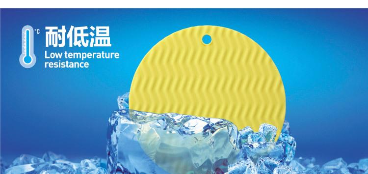 进口环保硅胶防水防滑杯垫 隔热垫 餐垫锅垫餐桌垫