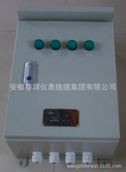 电伴热控制箱安邦产